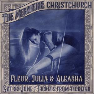 Julia and Aleasha choreographed by Fleur de Their