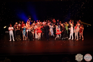 Curtain Call photo by Paradox Photography