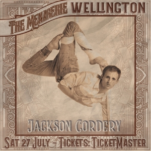 Jackson Cordery - Aerial silks