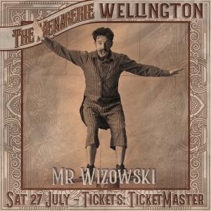 Mr Wizowski - Cyr wheel