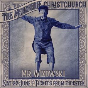 Mr Wizowski - Comedic character