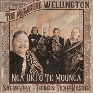 Ngā Uki o Te Mounga - Māori Performing Arts