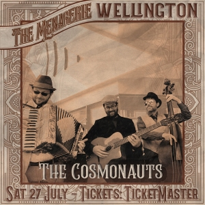 The Cosmonauts - Balkan Gypsy Jazz